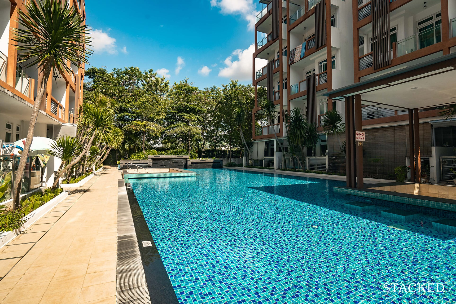 parc rosewood swimming pool