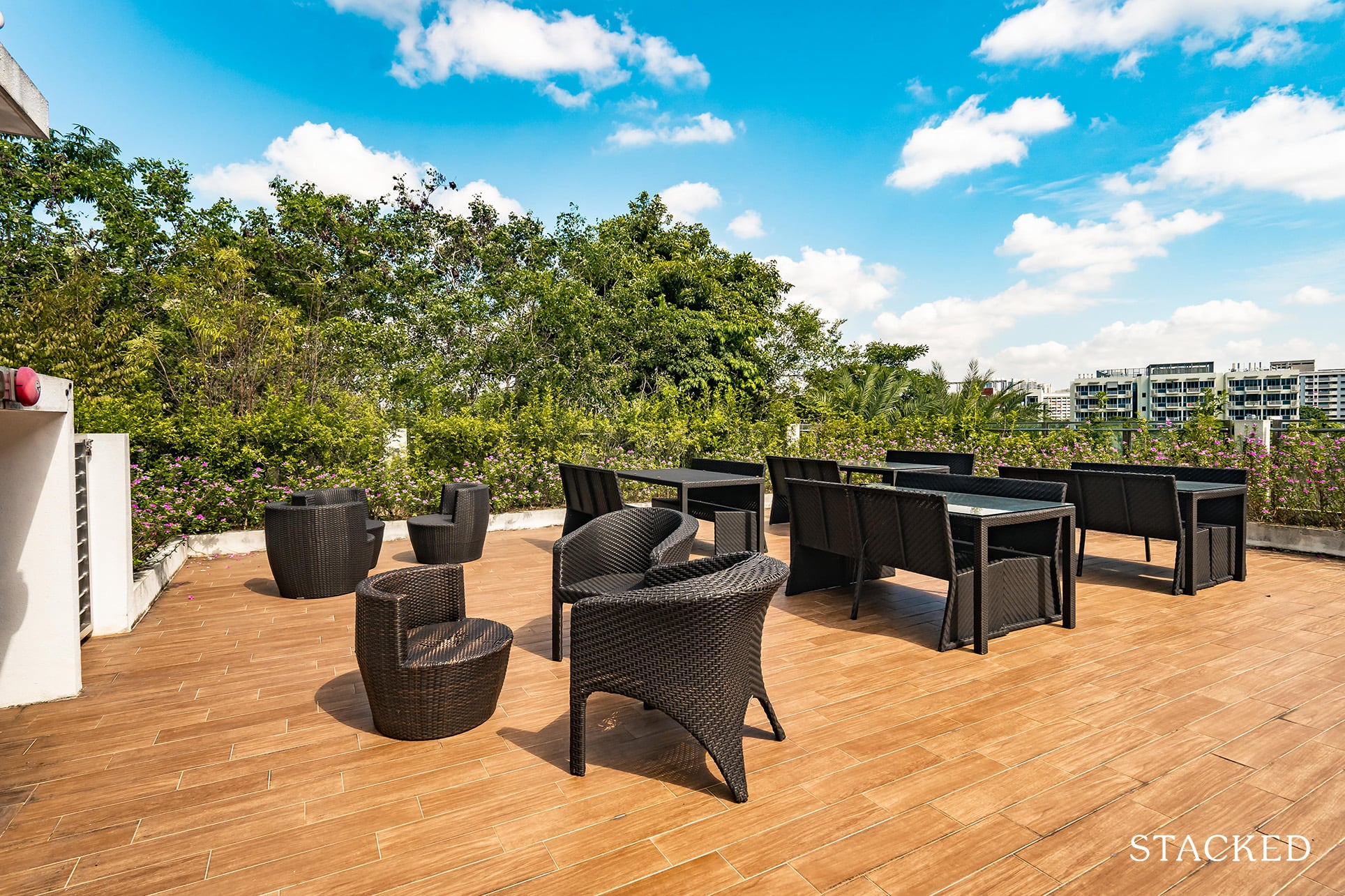 parc rosewood viewing deck