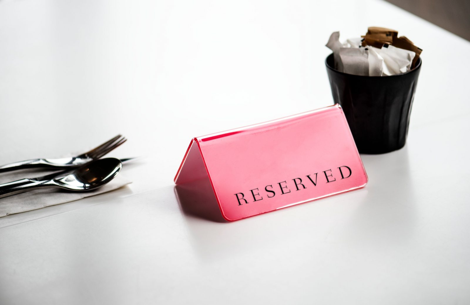 reserved property