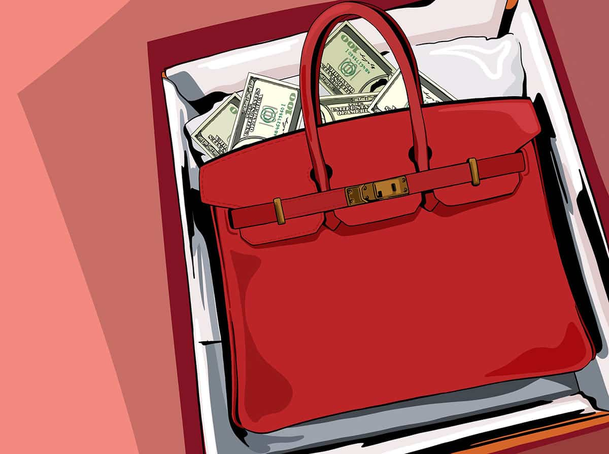 hermes birkin investment