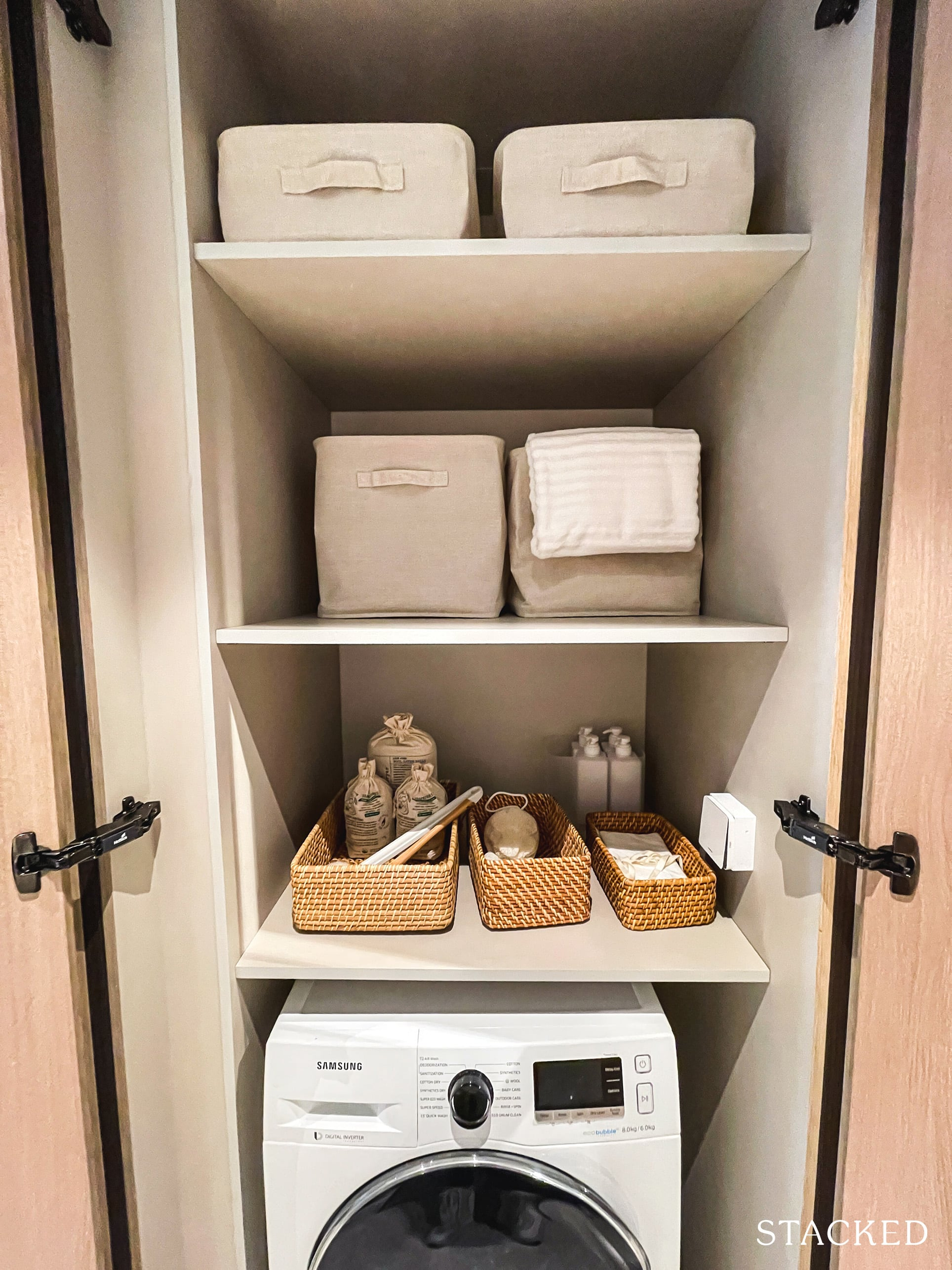 ki residences 2 bedroom study washer