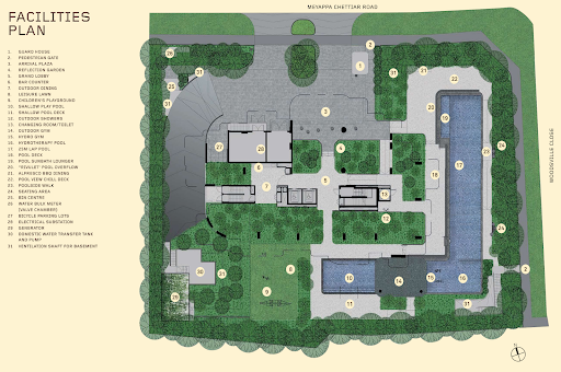 myra development site plan