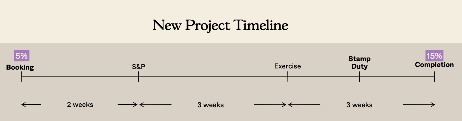 new launch timeline