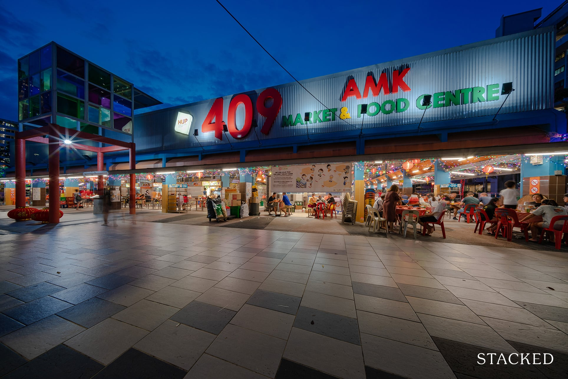 Ang Mo Kio food centre