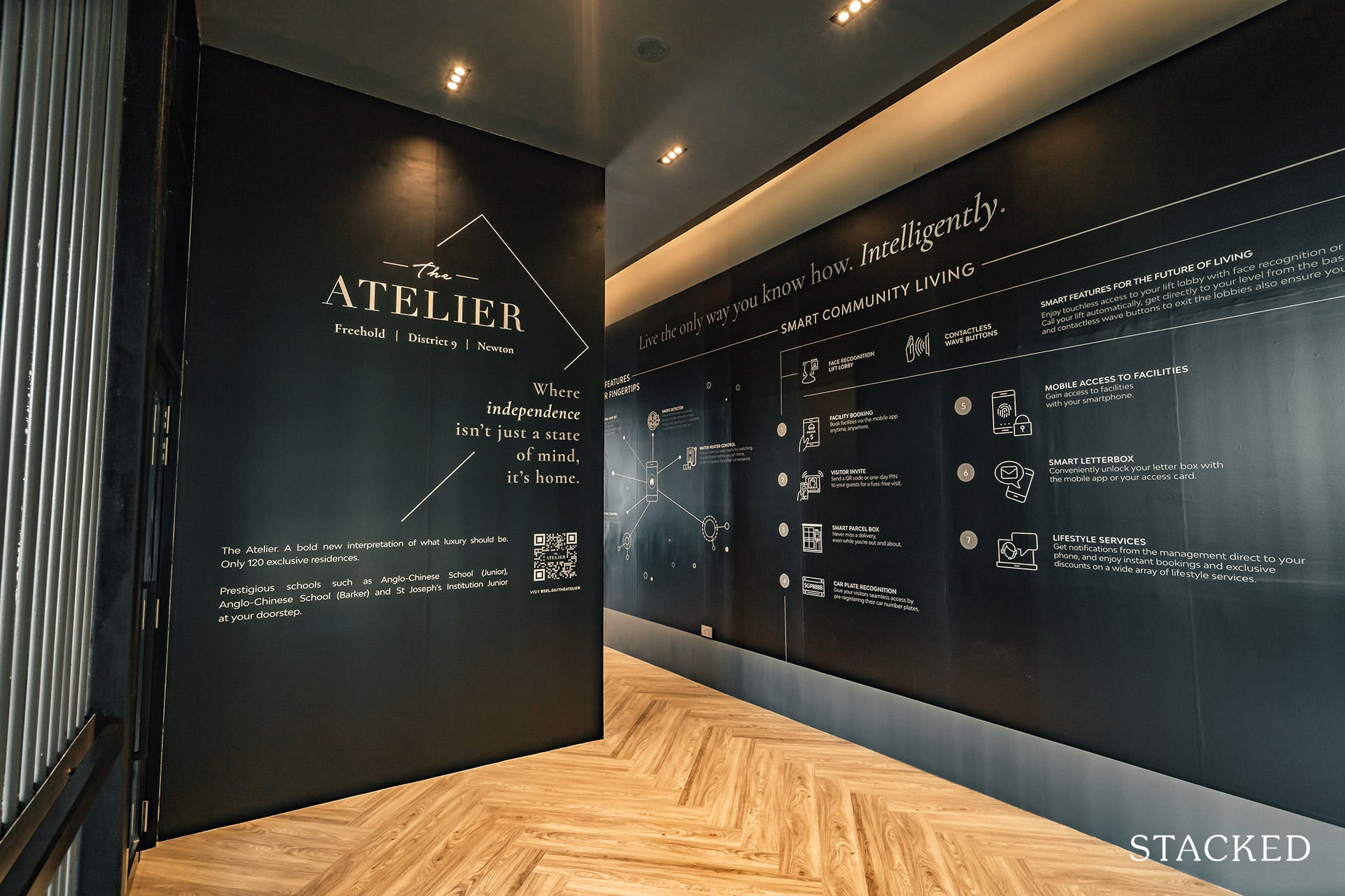 the atelier smart home