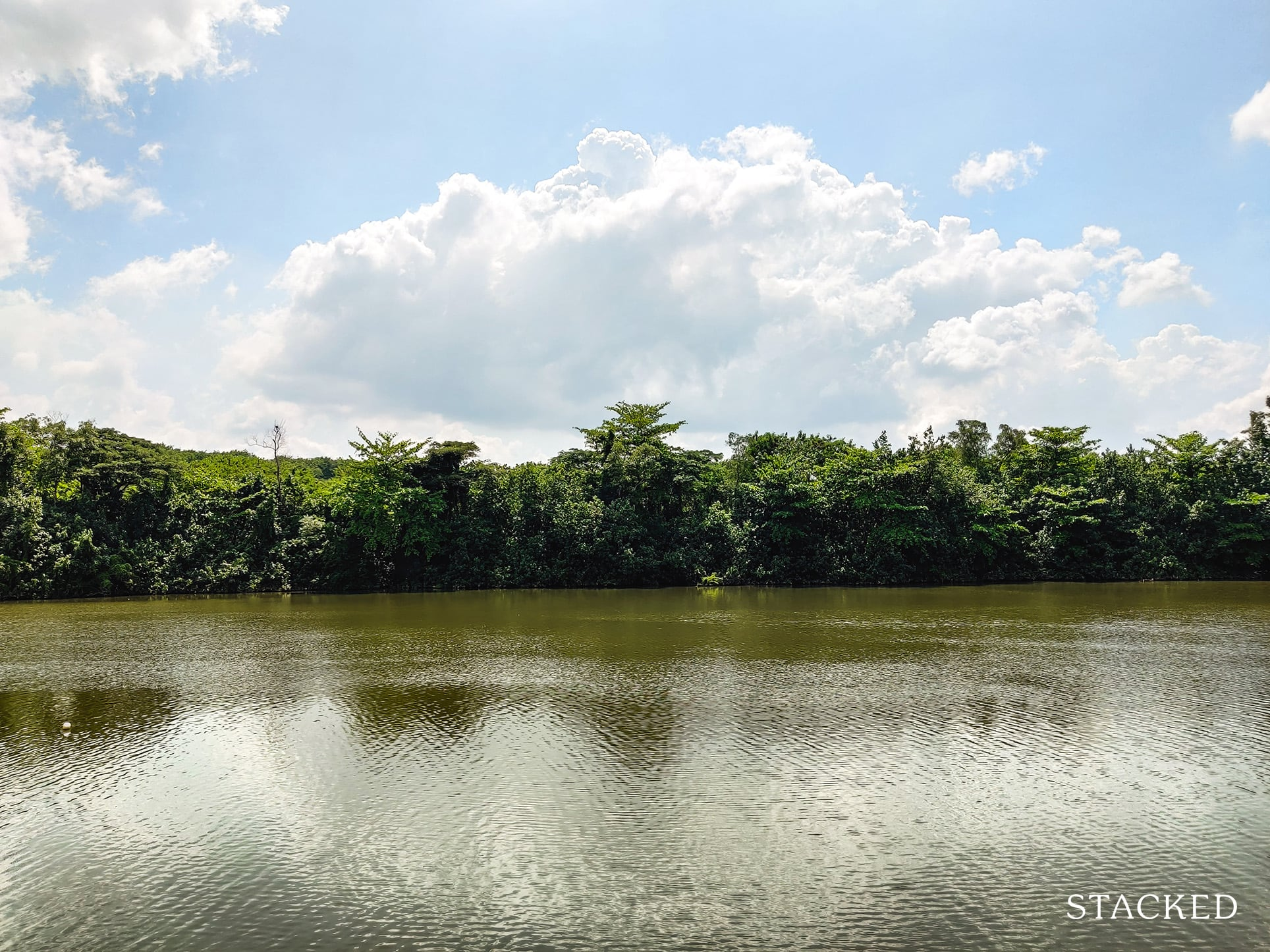 hougang capeview river view