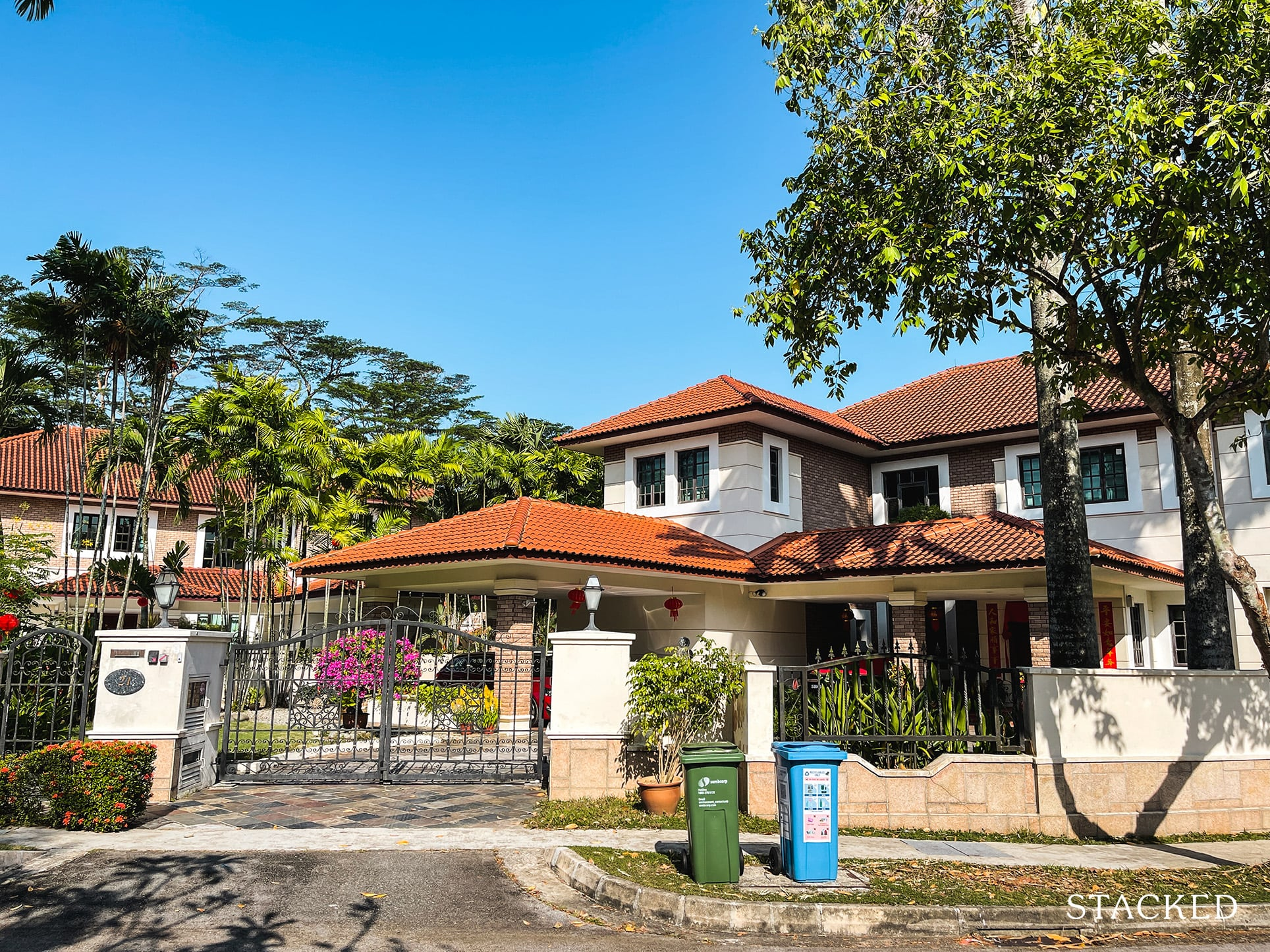 Landed homes singapore