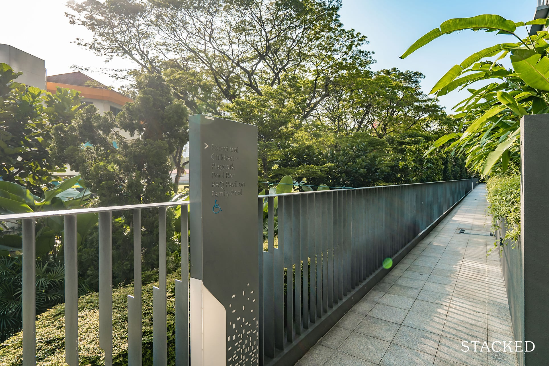 Alex residences forest trail
