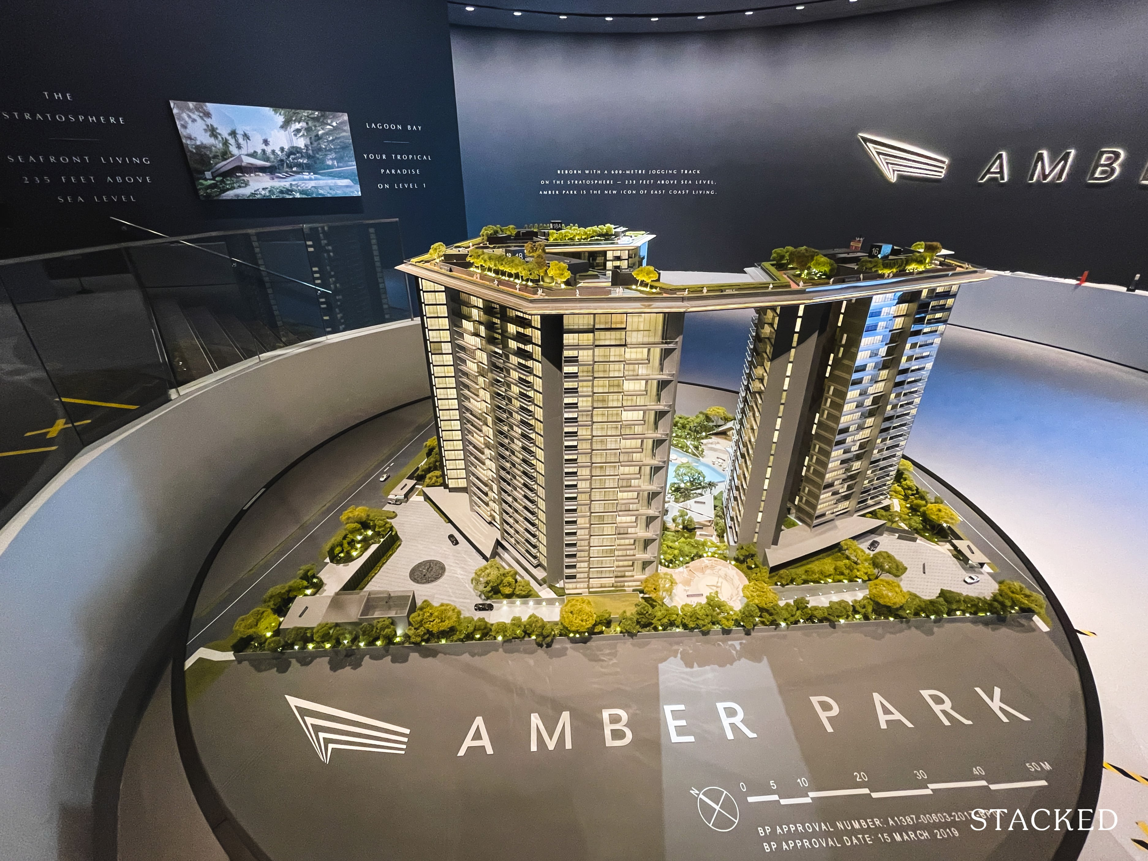 amber park overview