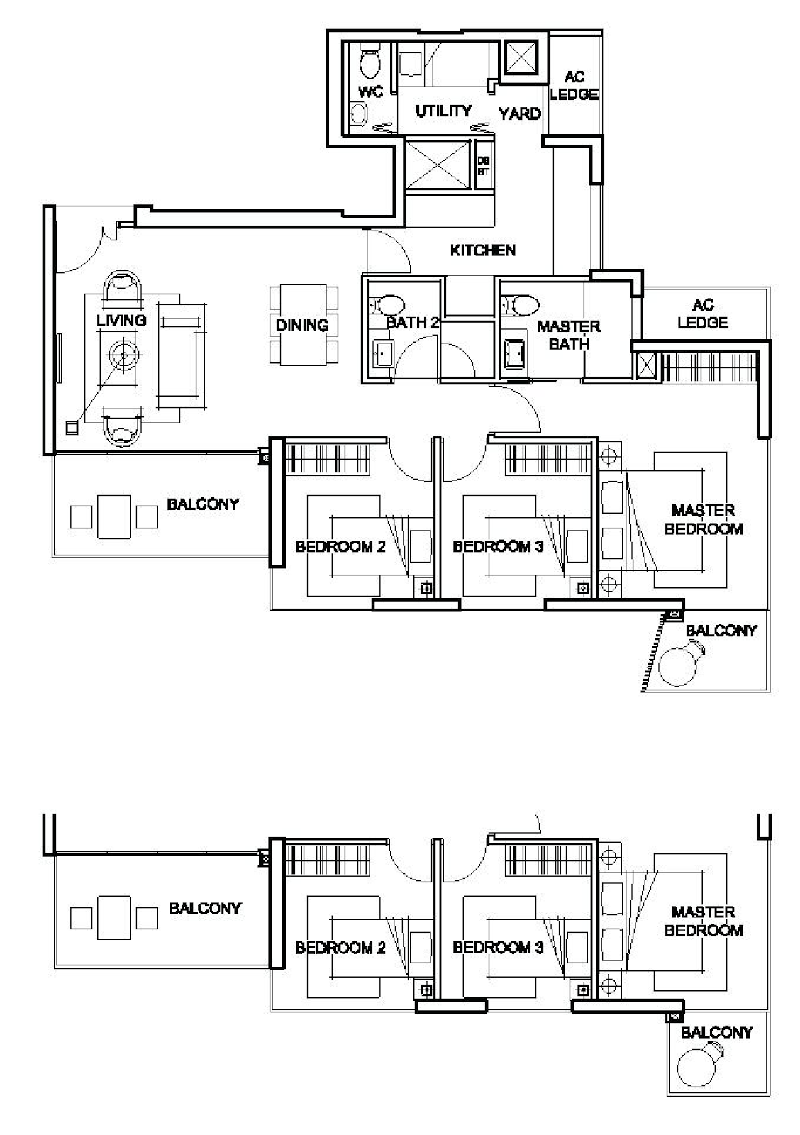 foresque layout