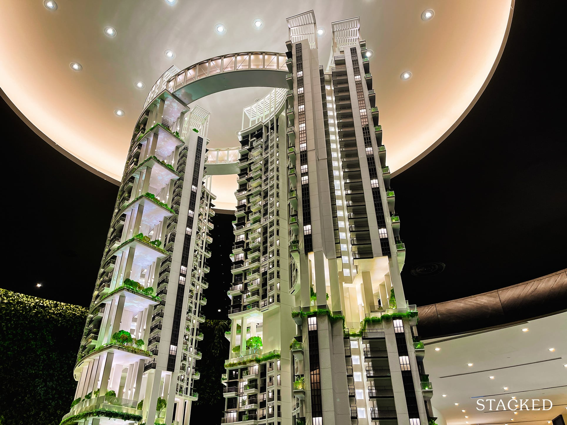 one pearl bank building design