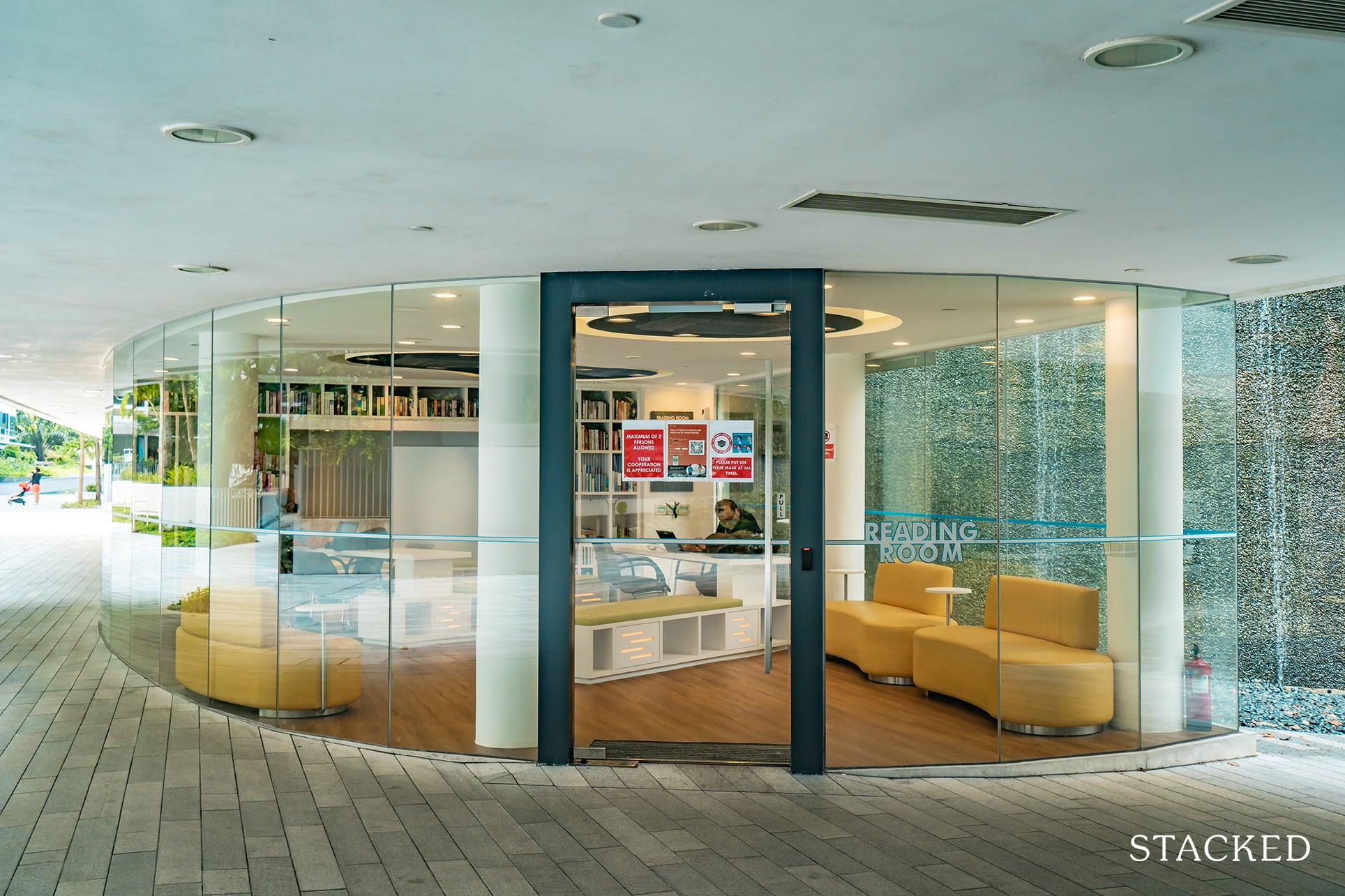 the interlace reading room