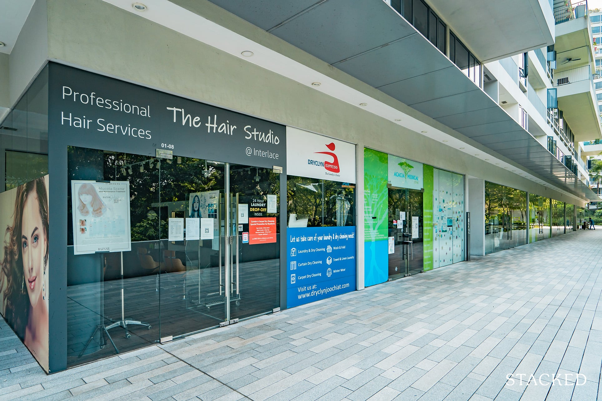 the interlace shops
