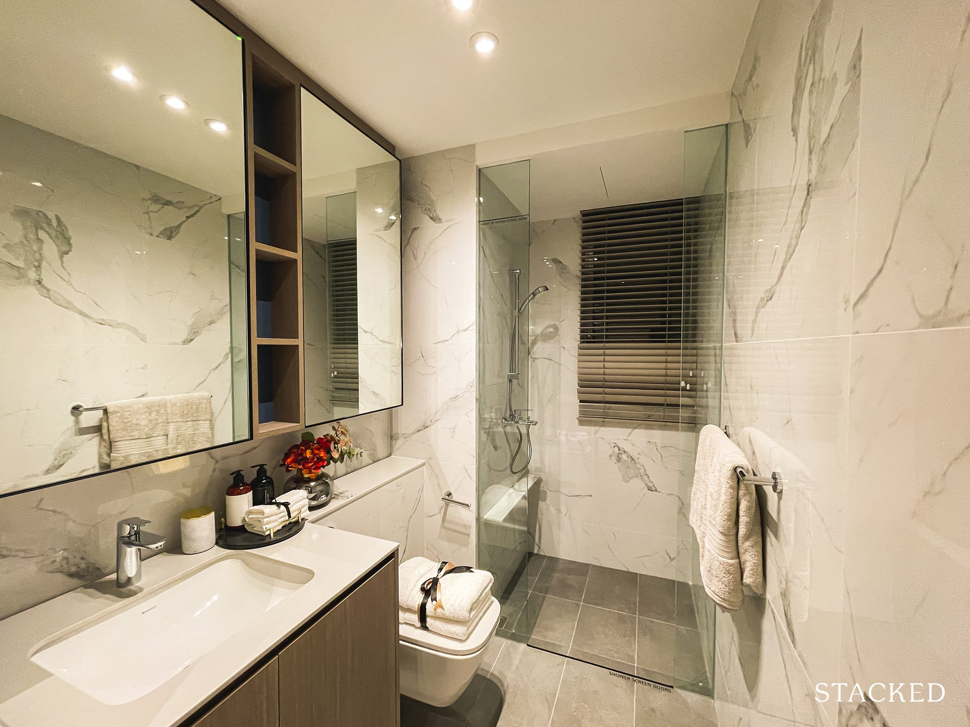 the watergardens at canberra 2 bedroom bathroom