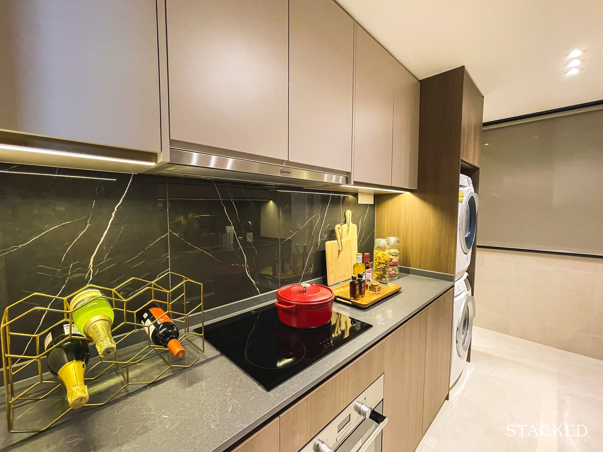 the watergardens at canberra 4 bedroom kitchen