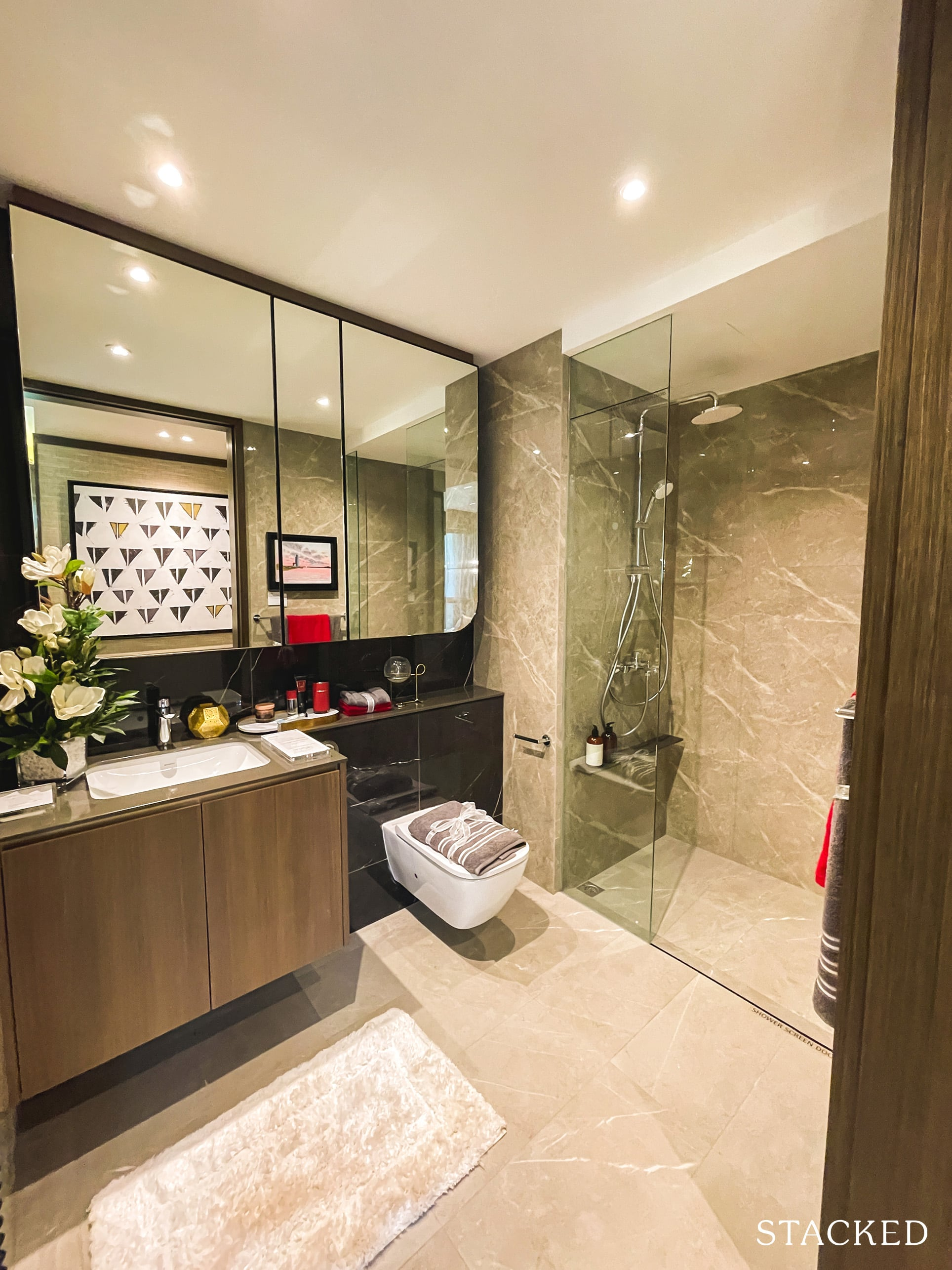 the watergardens at canberra 4 bedroom master bedroom