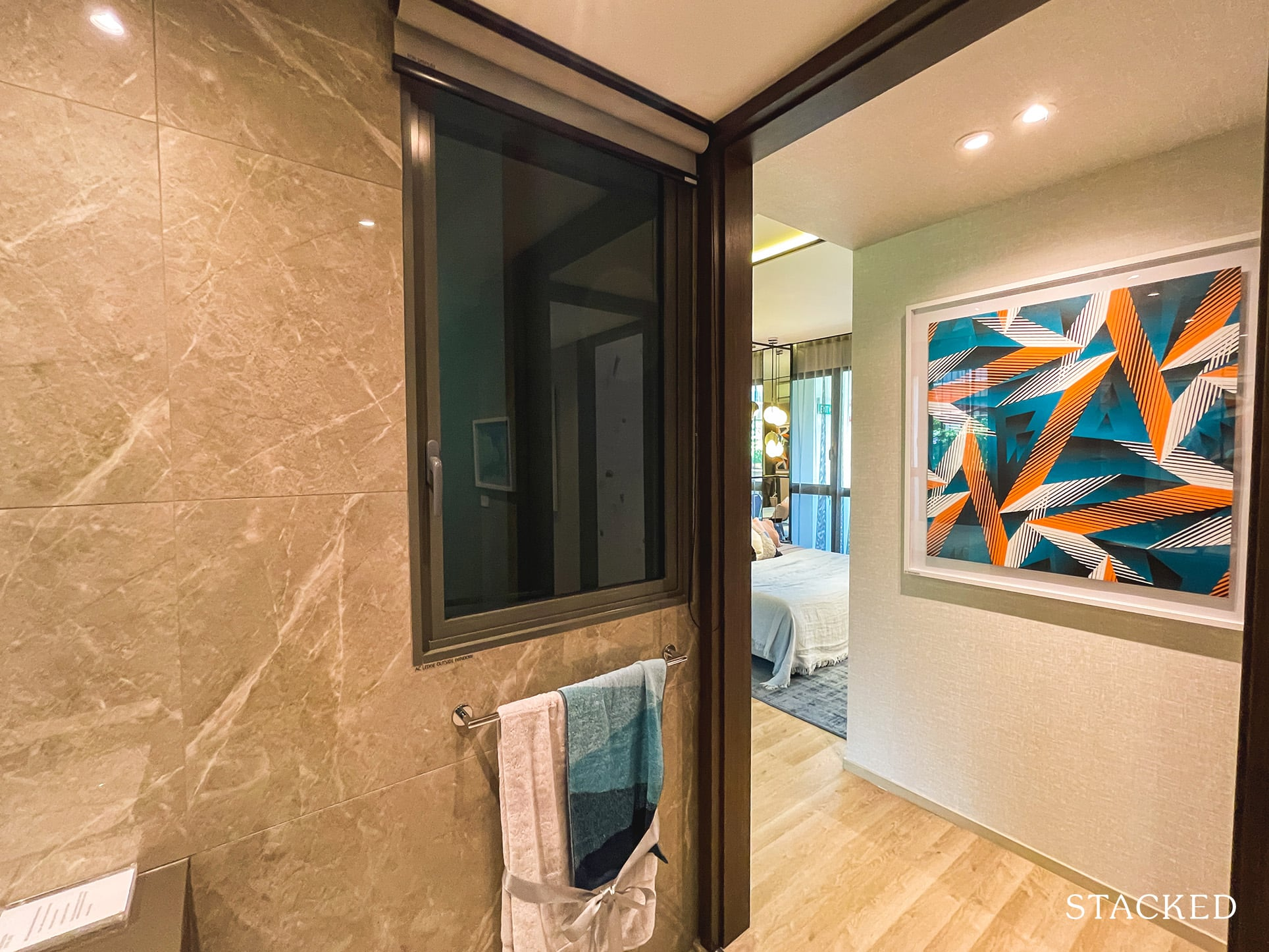 watergardens at canberra 3 bedroom master bathroom