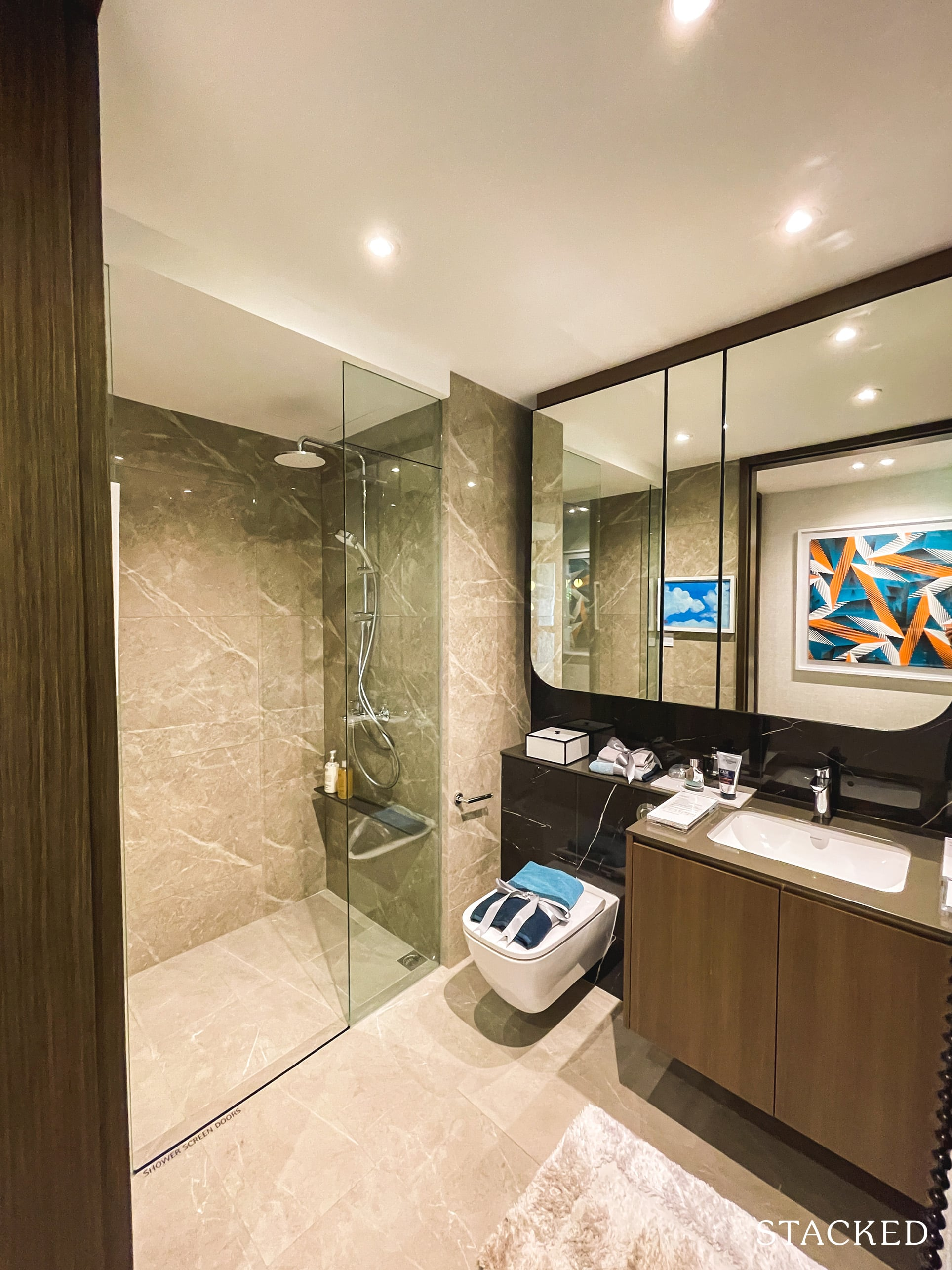 the watergardens at canberra 3 bedroom master bathroom