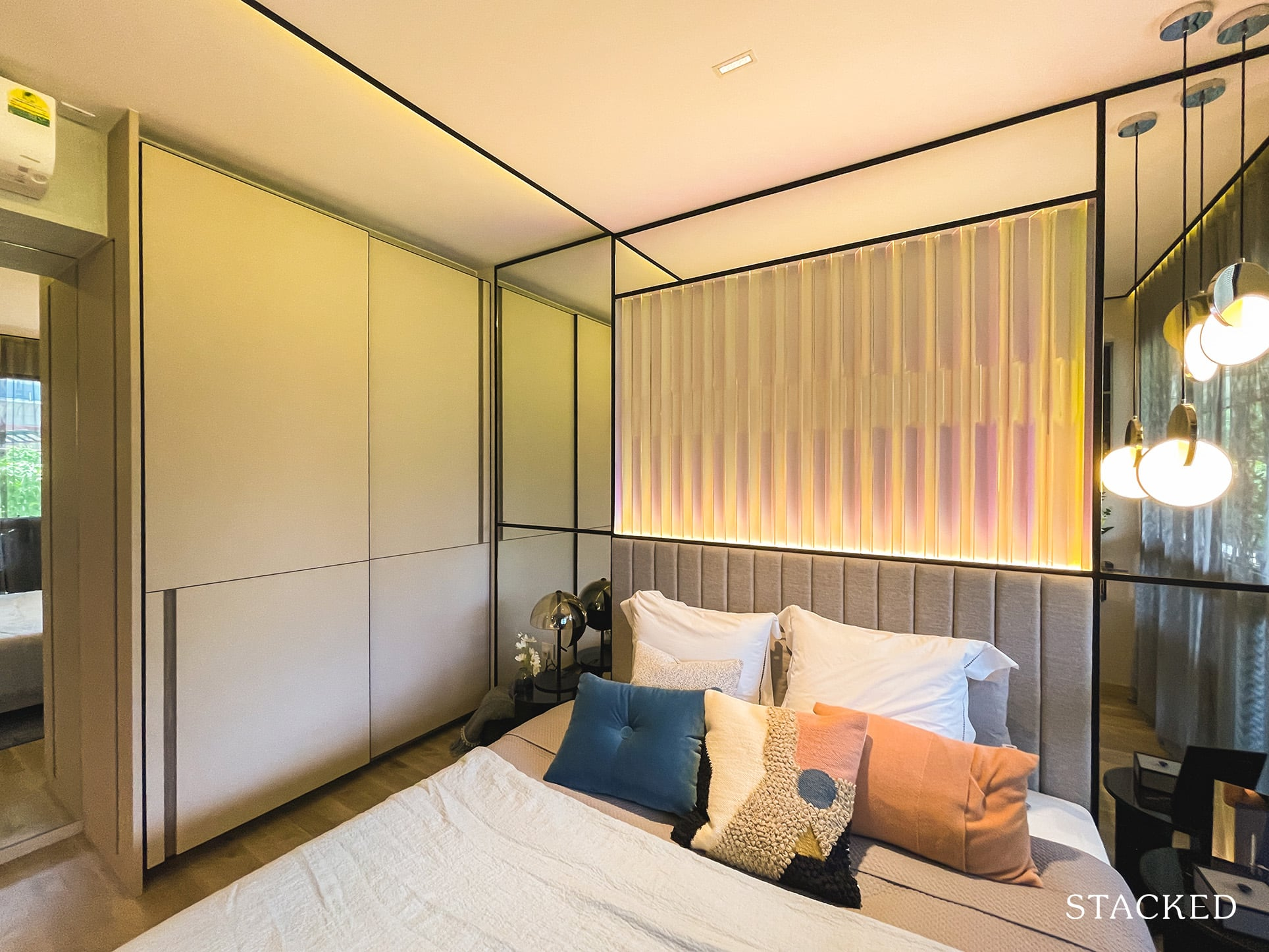 the watergardens at canberra 3 bedroom master bedroom