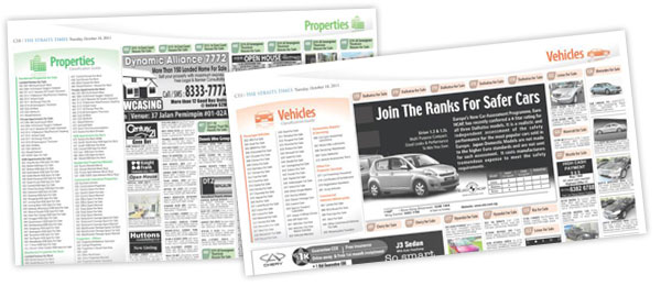 property classifieds